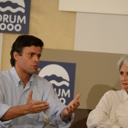 Forum 2000 Expresses Concern Over Arrest Warrant for Venezuelan Opposition Leader Leopoldo López