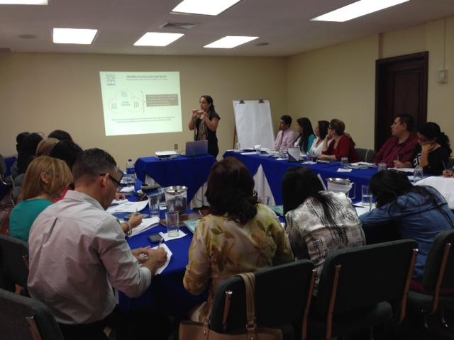 Segundo Curso de Mediación Social El Salvador