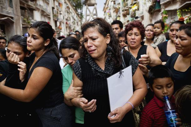 ¿ Qué hacer respecto a la violencia y el delito en Guatemala?