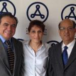 Embajador de República Arabe Saharaui visita Fundación Arias